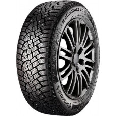 245/45 R18 CONTINENTAL IceContact 2 100T шип XL